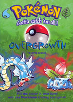 Overgrowth Pokemon TCG Theme Deck