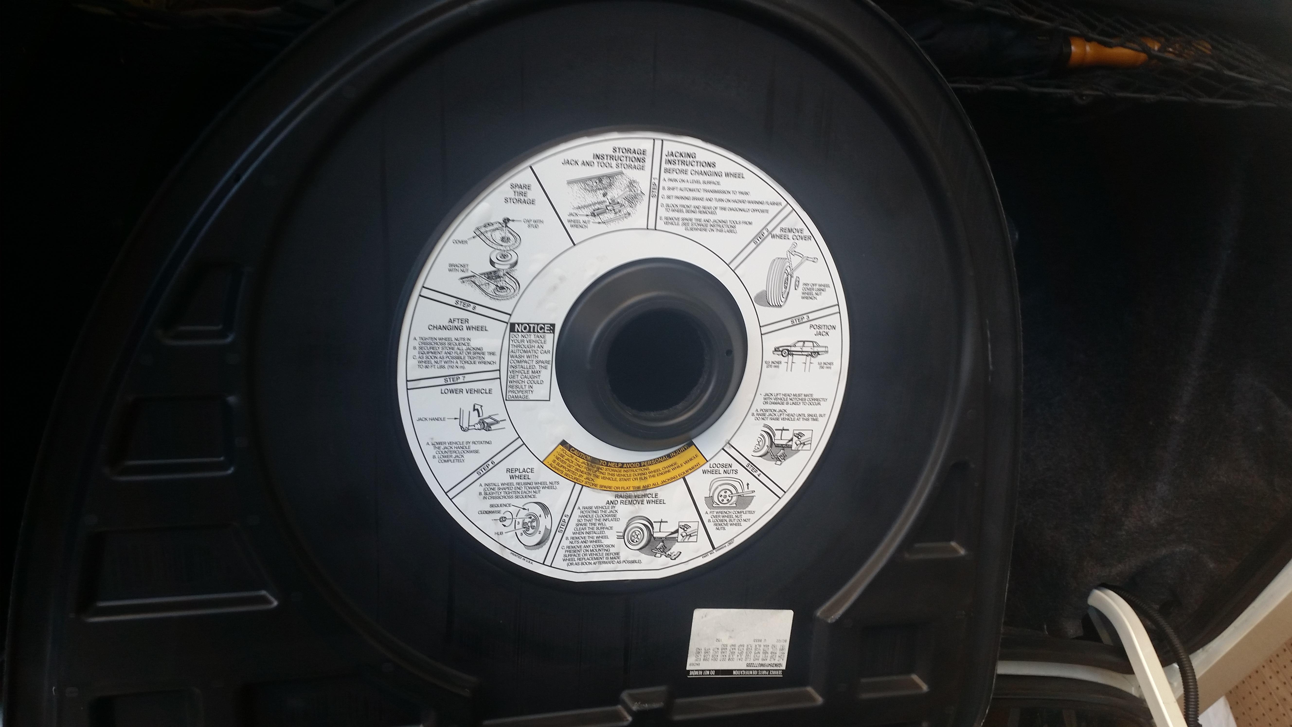 20151226_140126 installing aftermarket radio gps hu on deville 1999 1999 Sedan Deville at nearapp.co