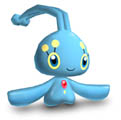 Manaphy in SSBB