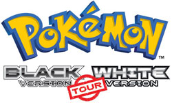 Pokemon Black and White Mall Tour