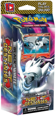 Explosive Edge, Next Destinies Theme Deck