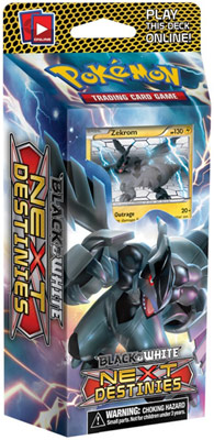 Voltage Vortex, Next Destinies Theme Deck