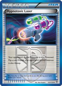 Hypnotoxic Laser from Plasma Storm