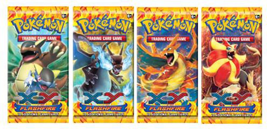 Pokémon XY Flashfire Xy-flashfire-boosters