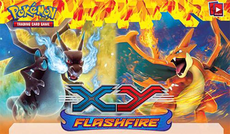 Pokémon XY Flashfire Xy-flashfire-logo