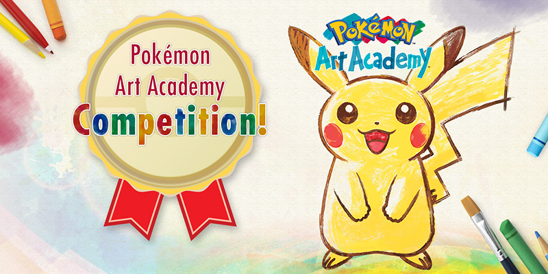 Pokemon Art Academy Competition