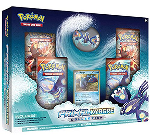 Primal Kyogre Collection