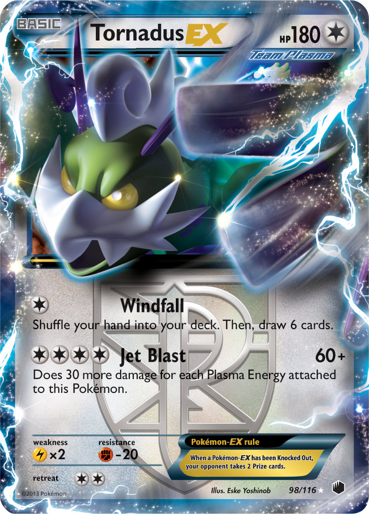 Cartes pokemon noir et blanc plasma freeze nouveaux - Photo de carte pokemon ex ...