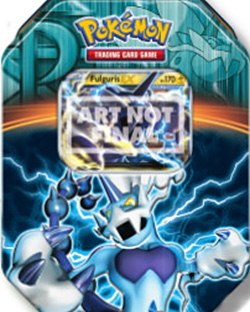 Thundurus-EX Tin