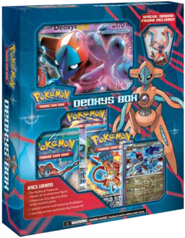 Deoxys Box