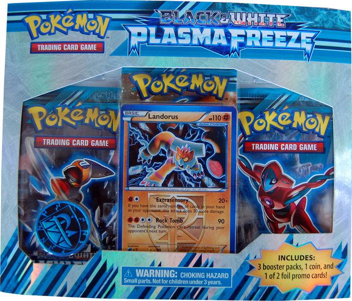 Plasma Freeze Moltres Promo