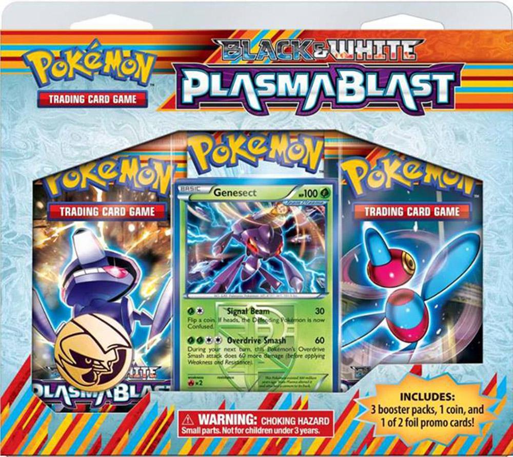 3-pack blister Plasma Blast