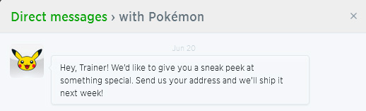 Pokemon Twitter Account Sneak Peak
