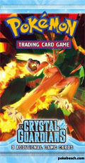 EX Crystal Guardians Blaziken Booster Pack