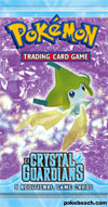 Jirachi Booster Pack EX Crystal Guardians