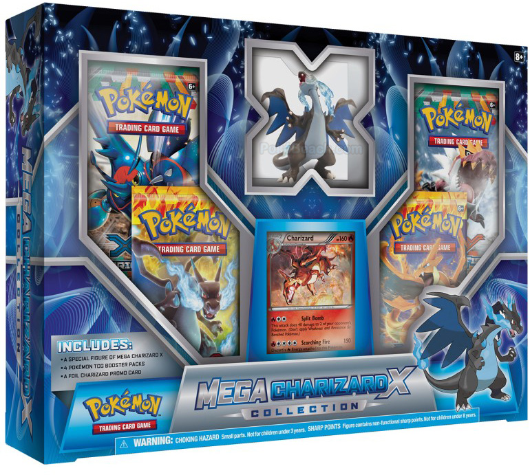 Mega Charizard Collection X