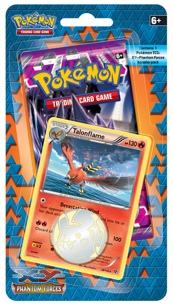 Phantom Forces TalonFlame Blister Pack