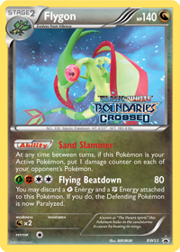 Boundaries Crossed Flygon Promo