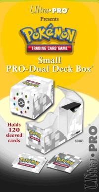 Pokemon PRO-Dual Deck Box