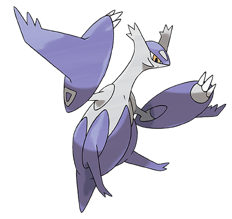 Mega Latias in Omega Ruby and Alpha Sapphire