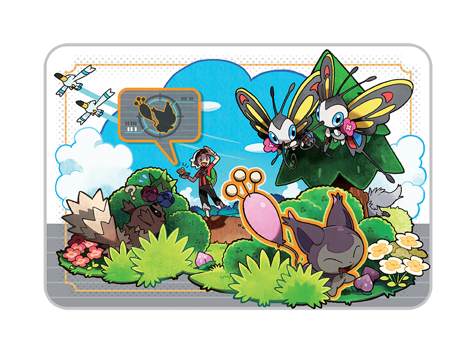 PokeNav Plus in Omega Ruby and Alpha Sapphire