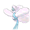 Mega Altaria in Omega Ruby and Alpha Sapphire