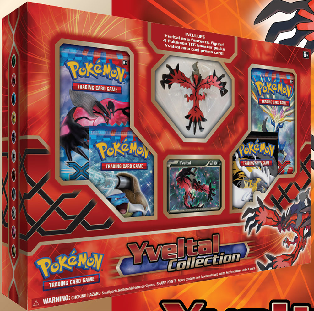 Yveltal Collection