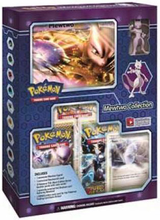 Detective Pikachu | Mewtwo Case File | Pokemon cards box ...